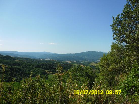 Mugello : What a view