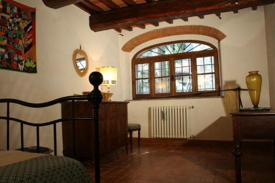 Villa La Nussa: Camera singola
