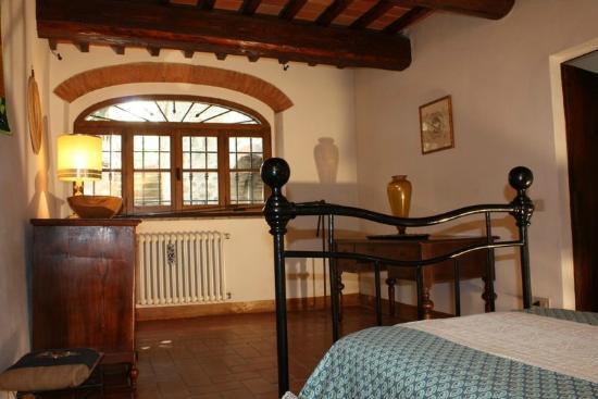 Villa La Nussa: Camera singola Casale