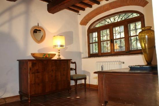 Villa La Nussa: Camera