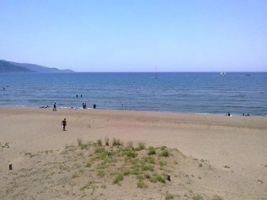 Dalyan River: Черепаховый пляж
