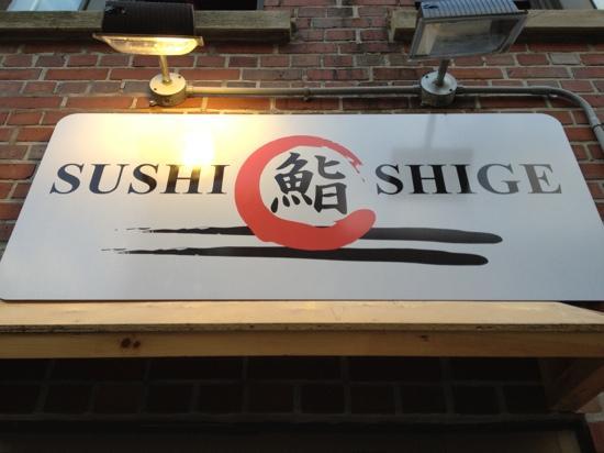 Sushi Shige Japanese Restaurant: Sushi Shige