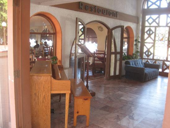 Desert Inn: Hotel restaurant