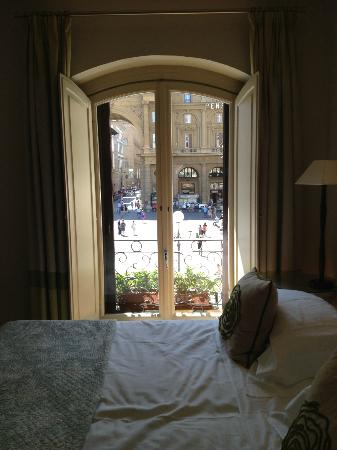 Hotel Savoy: Room with a Great View