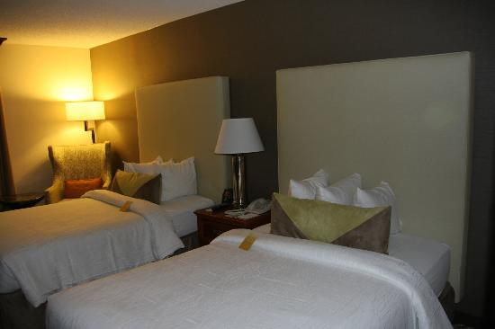 Hilton Garden Inn Washington, DC Downtown: double beds