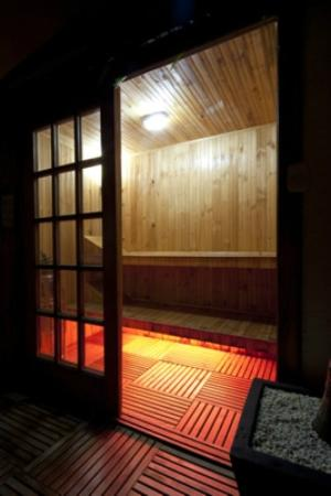 Hotel Alicante Boutique Spa: ZONA DE SAUNA