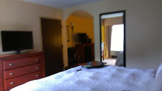 Hampton Inn Pittsburgh - Mcknight Rd. : 2 Room Suite