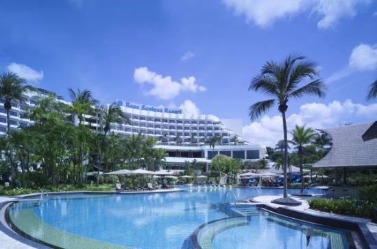 Shangri-La's Rasa Sentosa Resort & Spa : Hotel Exterior