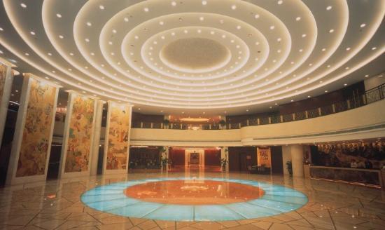 Yun Tai Hotel: Lobby view