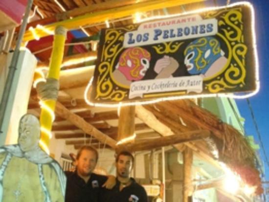 Los Peleones : Bienvenidos!!!