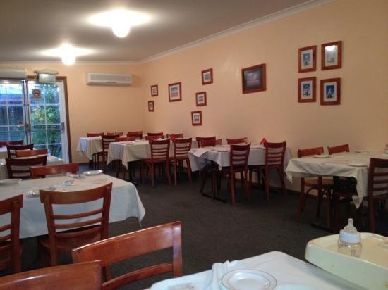 Lightning Ridge Outback Resort & Caravan Park: Nice well priced bistro!