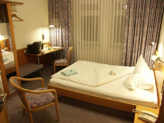 Akzent Hotel Delitzsch : Room View