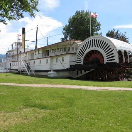 S.S. Sicamous Museum and Heritage Park: S. S. Sicamous