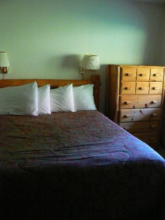 Eagle Ridge at Lutsen Mountain: Bedroom