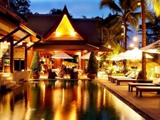 Baan Yin Dee Boutique Resort : Exterior view