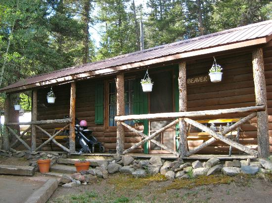 Elk Mountain Ranch: cabin