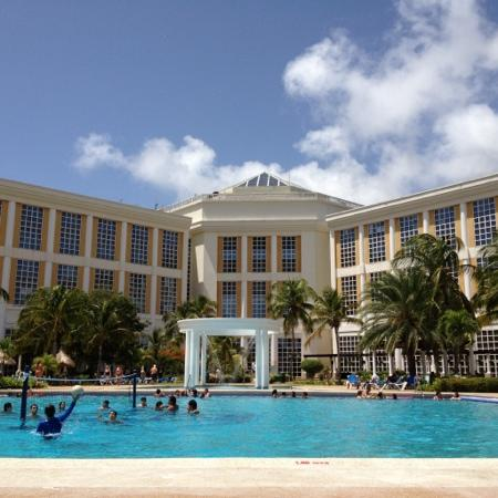 Hesperia Isla Margarita: El Hotel