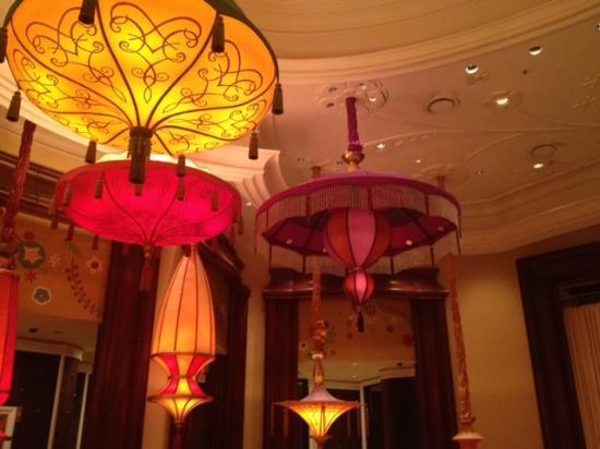 Parasol Down Bar At Wynn Picture Of Encore At Wynn Las Vegas Las