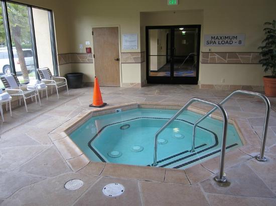 Courtyard Los Angeles LAX/El Segundo: Hot pool spa