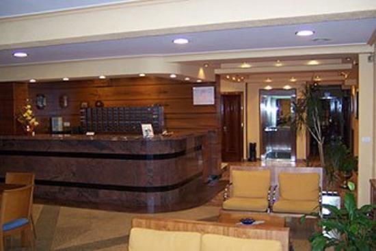 Las Vegas Hotel : Reception