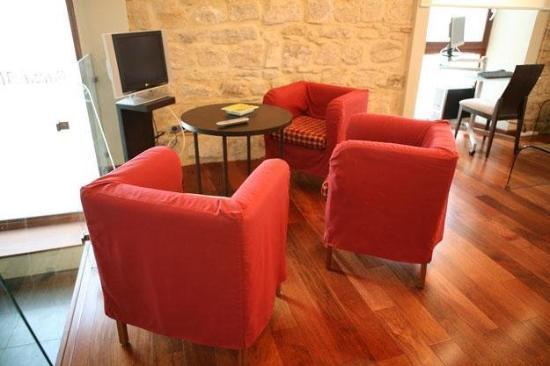 Hotel Baeza Monumental : Lobby