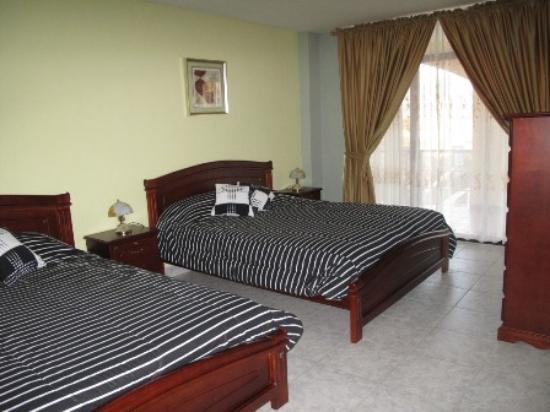 Hosteria Primaveri: Habitacion doble