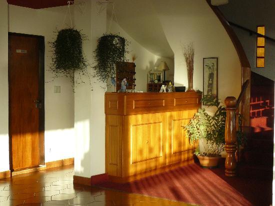 Hotel Solyma: recepción