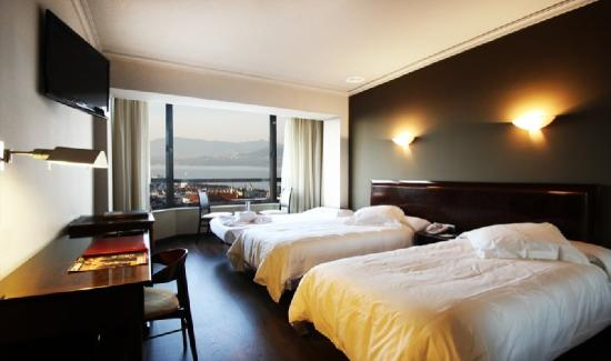 Hotel Mexico Vigo: Superior Triple I