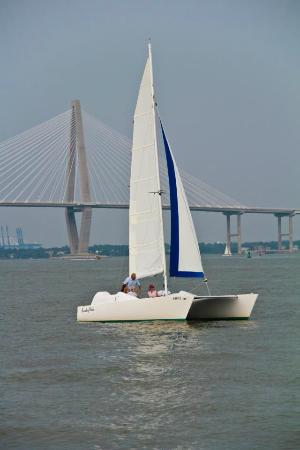 Charleston Sailing Adventures Prevailing Winds