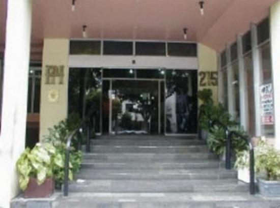 Plaza Hotel Manaus : Exterior view