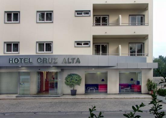 Hotel Cruz Alta: Exterior View