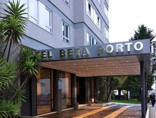Belver Beta Porto Hotel: Exterior