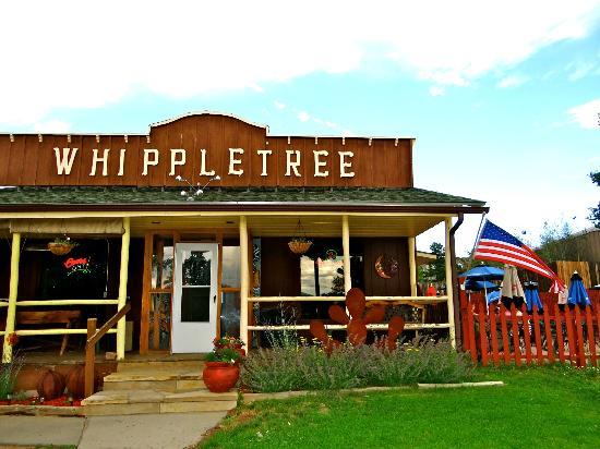The Whippletree Restaurant : Outside of the Whipple Tree Restaurant