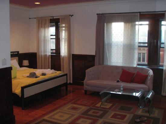 Royalton Suites : The Room