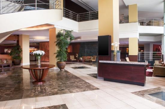 Sheraton Guayaquil Hotel: Lobby