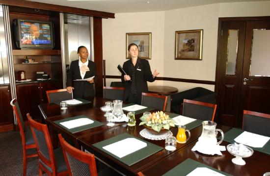 City Lodge Hotel Sandton Morningside: Meeting Room