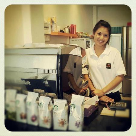 Modern Thai Hotel: Modern Cafe'