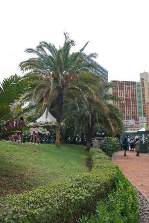 American Embassy Memorial Garden : Memorial Gardens in Nairobi