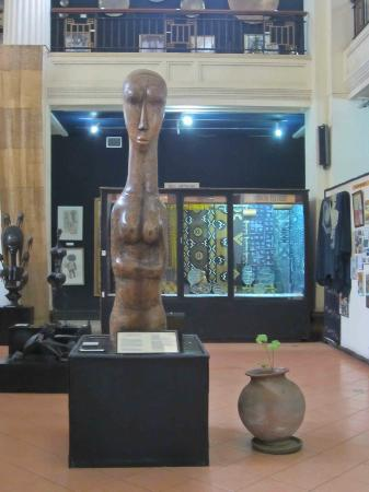 National Archives: African artwork at the Archives