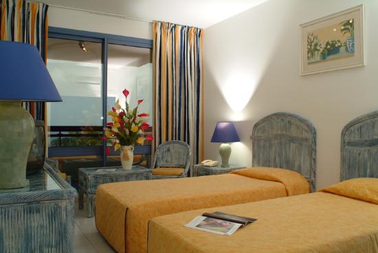 Karibea Squash Hotel: Chambre Squash