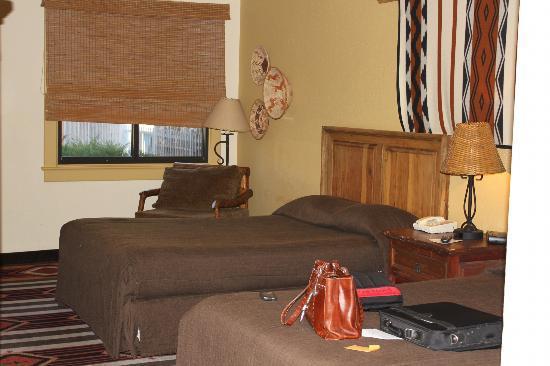 โรงแรมลอดจ์แอทซานต้าเฟ: Like the decor