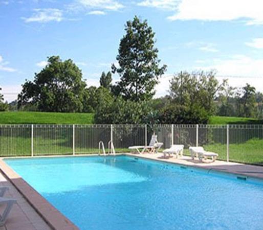 Nemea Appart'hotel Val Dancelle : Outdoor Pool