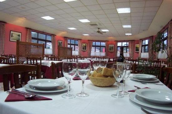 Bufon de Arenillas Hotel: Restaurant