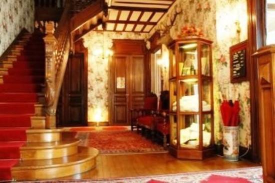 Grand Hotel des Templiers: Interior