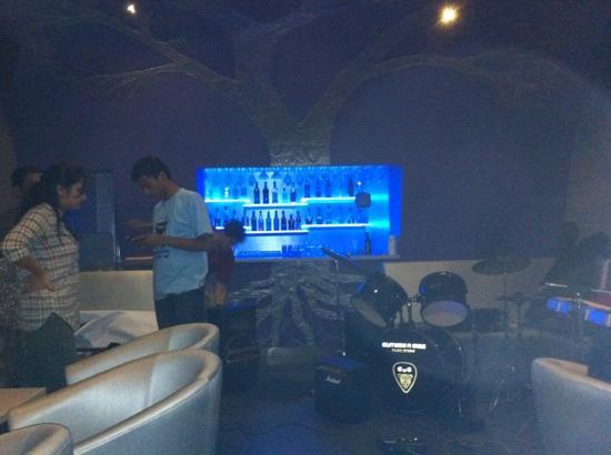 Kream n Krunch: lounge