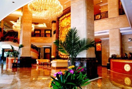 Regal Hotel: Lobby view