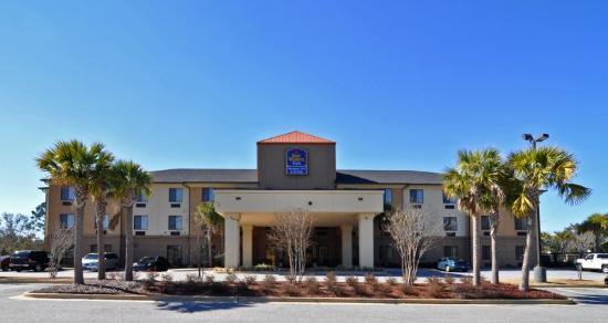 BEST WESTERN PLUS Daphne Inn & Suites: Exterior