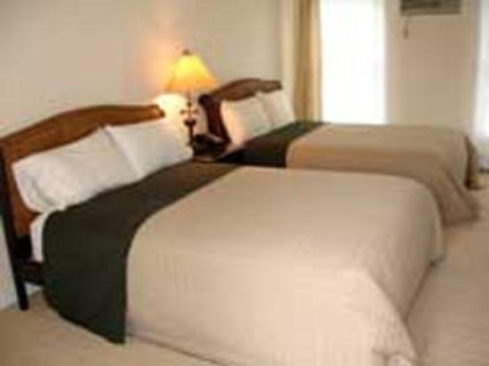 Arbor Inn Motel: Guest room Double