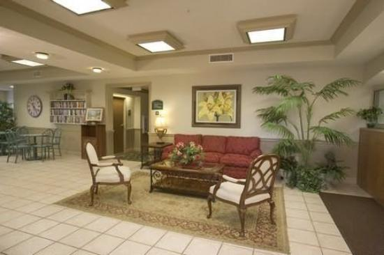 Wesley Inn: Interior