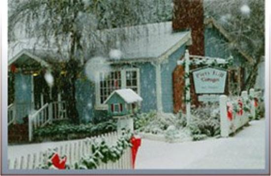 Mikes Beach Resort: Exterior view Snow